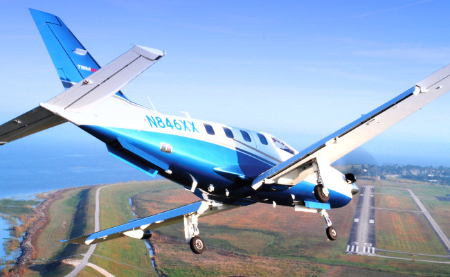 piper aircraft in bank airplane appraisal