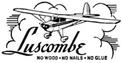 luscomber aircraft trademark we do these for aircraft appraisals