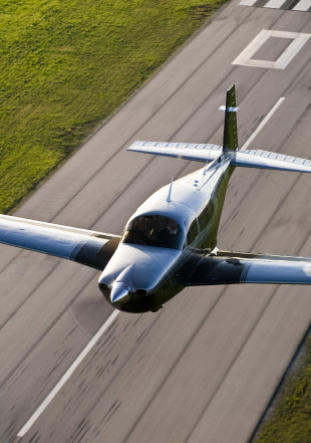 AERONUVO, The Aircraft Appraisal and Valuation Company image of a Mooney aircraft which is one of the many models of airplanes we can provide a market value price in document format, similar to a aircraft bluebook report but more detailed and accurate.